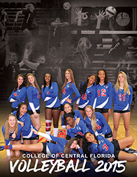 2015-2016 CF Volleyball Program